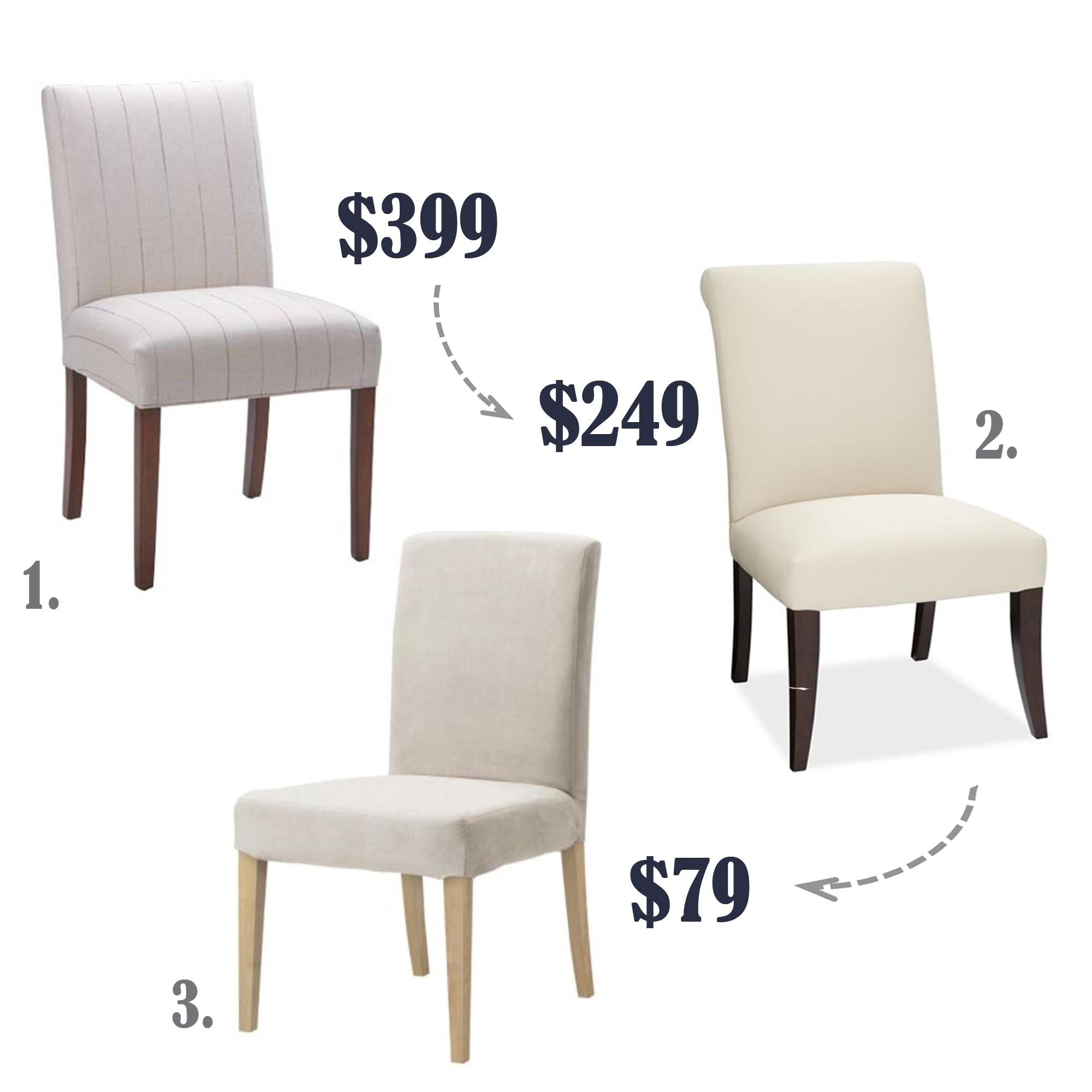 Ikea dining room 2013 - Chairs