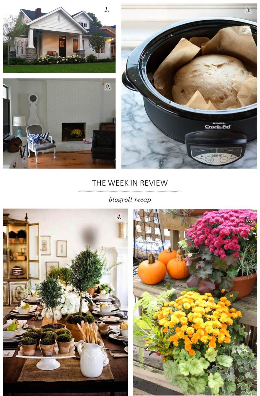 Where We Are Blog Week in Review