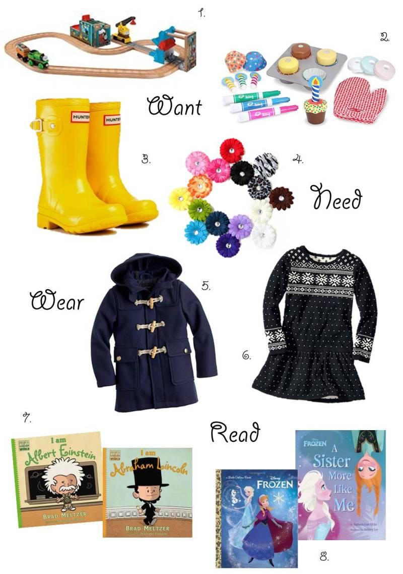 Kiddos Gift Guide