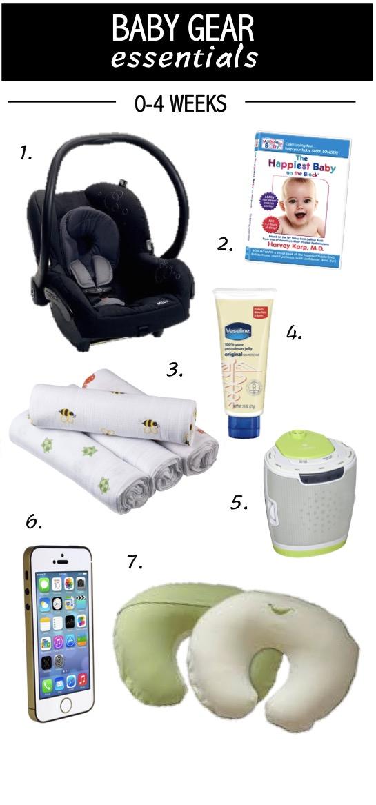 Baby Gear 0-4
